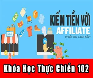 khóa học affiliate marketing